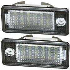 LED Kennzeichenbeleuchtung für Audi A6 S6 C6, 4F Limousine   Avant Kombi [7301]