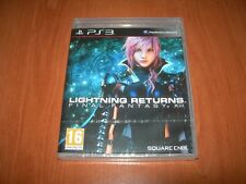 LIGHTNING RETURNS FINAL FANTASY XIII PS3 (PAL ESPAÑA PRECINTADO)