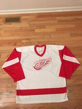 Detroit Red Wings NHL Vintage CCM Jersey Men's Size L