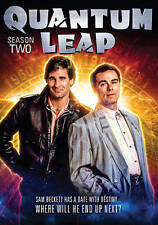 Quantum Leap: Season Two Dvd 1989