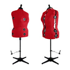 Plus Size Dressmakers Dummy Mannequin Adjustable Dress Form UK Mannequins 28-32