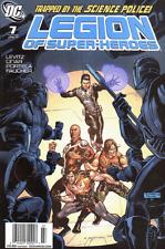 LEGION OF SUPER-HEROES (2010 Series)  (DC) #7 NEWSSTAND Fine Comics Book