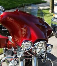 "Harley Davidson 8"" light tinted windshield Street Glide/Electra Glide 2014-2017"