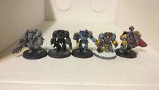 Games Workshop Warhammer 40K Space Marines Miniatures Squadron