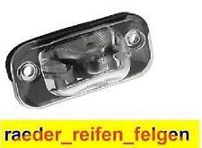 2x  VW Volkswagen Golf 2 Golf II Kennzeichenleuchte 191943021