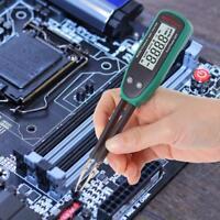 Digital Multimeter Smart Tester Capacitance Meter Lcd Display Auto Scanning New