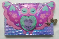 Smiggle A5 Lockable Notebook - Owl - New with Tags