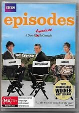 Episodes Series 1 Dvd(Matt LeBlanc) New Region 4 Free Post