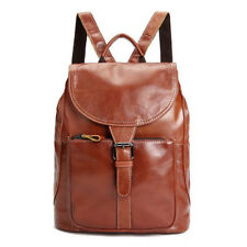Women's Genuine Leather Real Cowhide Portable Carry Bag Mini Backpack New