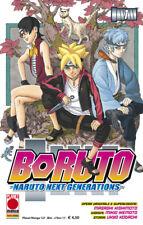 manga BORUTO N. 1 - (naruto) - panini planet ITALIANO