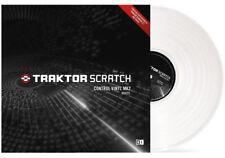 Native Instruments traktor scratch Pro control Vinyl der Kontrolle transparent