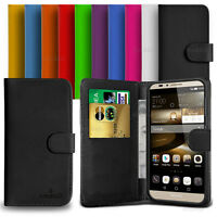 Custodia Case Flip Cover Pelle Portafogli Libro Anukku Per Huawei Ascend Mate 7
