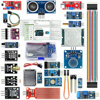 Arduino Kit 22 in 1 Sensor Modules Kit UNO R3 Raspberry Pi(English Tutorial)