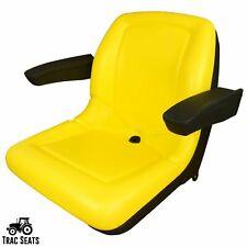 Seat Amp Armrests For John Deere X300 X300r X304 X310 X320 X324 X340 X360 Am136044