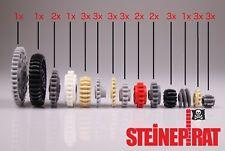 LEGO®  31 Stk. Zahnrad Sortiment **NEU** Zahnradset für Differential / Getriebe