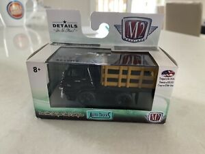 2018 M2 Machines 1966 Dodge L600 Stake Bed Truck Limited Edition