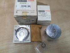Kit Piston 0 25 Yamaha DT 125 1976 Piece origine ref 560-11630-10