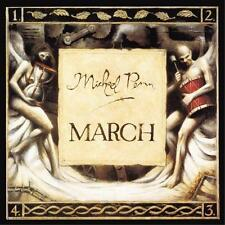 MICHAEL PENN - March (CD 1989)  USA First Edition EXC Chris/Sean Brother