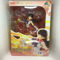 Bandai S.H.Figuarts ZERO Sailor Moon Sailor Mars Figure ABS PVC New Anime Japan