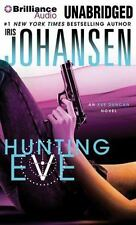 HUNTING EVE unabridged audio book CD by IRIS JOHANSEN - Brand New 9 CDs 11 Hours