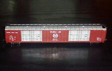 Minitrix Missouri Pacific 86' Hy Cube Box Car MP 272104 N Scale