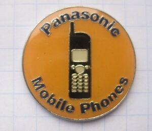 PANASONIC / MOBILE PHONES / HANDY    ................Unterhaltung.Pin (127b)