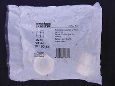 """Oventrop 1019364 tüllenanschluss-set ofix St 2 veces DN 15 g 3/4"""" RP 1/2 """"IG nuevo"""