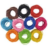 10 Pcs Women Girl Elastic Hair Ties Band Ropes Ring Ponytail Holder T3G6