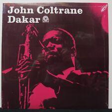 JOHN COLTRANE 'Dakar' Vinyl LP Art Taylor Mal Waldron NEW & SEALED