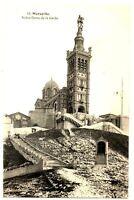 CPA 13 Bouches-du-Rhône Marseille Notre-Dame de la Garde