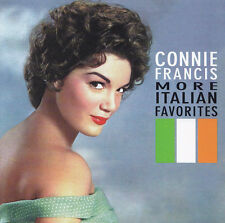 CONNIE FRANCIS - CD - MORE ITALIAN FAVORITES