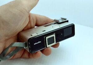 Vintage Minolta 16 Ps MINOLTA-16 MODEL-P subminiature film CAMERA