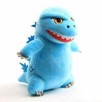 """Godzilla 8"""" Phunny Plush Stuffed Animal Toy Figure Present Pillow Kids Xmas Gift"""