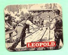 sous-bock bière LEOPOLD (frais d'envoi offert)