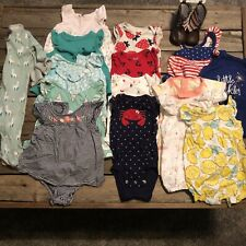 Baby girl clothes 0-3 months lot summer - 15 Pieces