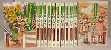 Yotsuba To &!  volumes 1 - 13 English Manga Graphic Novels Set NEW anime cute
