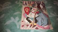 Rivista d'epoca originale LA LETTURA n°4 del 1 Aprile 1938