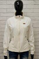 Giubbino NAPAPIJRI Donna Taglia Size M Giubbotto Giacca Cappotto Woman Bianco