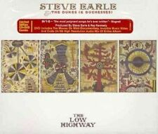 The Low Highway 0607396627226 by Steve & Dukes Earle CD With DVD