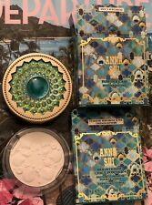 ANNA SUI BRIGHTENING PRESSED FACE POWDER 9g with Case