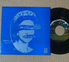 "Sex Pistols – God Save The Queen reissue 7"" EP Near Mint! ramones"