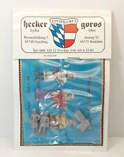 Hecker Goros Pewter Figures Viking 793-1066 Kshg 233 1/72 New Boxed (V-1249