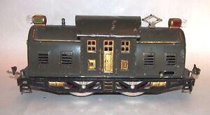 Lionel Prewar Standard Gauge 10 Electric Locomotive! REBUILT MOTOR! PA