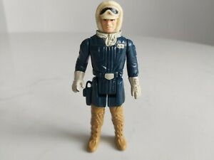Vintage Star Wars HAN SOLO Hoth Outfit Kenner 1980
