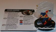 SPEED DEMON 040 Superior Foes Of Spider-Man Marvel HeroClix Rare