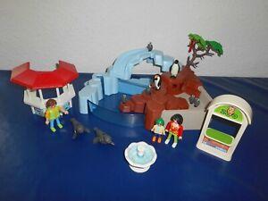 Playmobil Pinguin Zoo