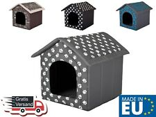 Hundehaus, Hundehütte,Hundebett,Katzenhöhle,Hundekorb,Verschiedene größen S-XXXL