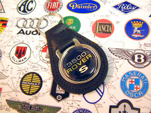 Rover P6 3500S Keyring