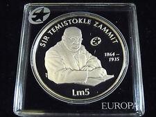 Silber Münzen aus Malta