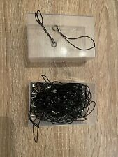 100 Pieces Phone Straps Strings Clasp Cord Lanyard Strings
